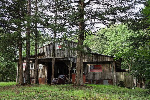 Cool Barn by Tammy Chesney