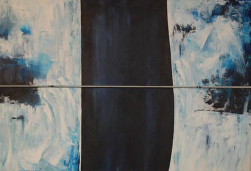 Cool Blue 4 by Jos Van de Venne