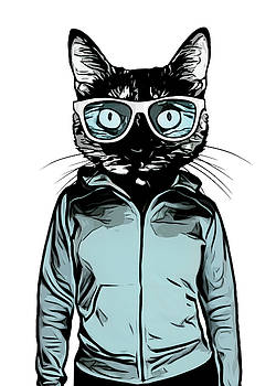 Cool Cat by Nicklas Gustafsson