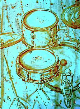 Cool Drums by Pete Maier