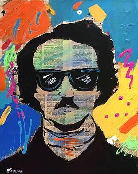 Cool Edgar Allan Poe by Venus