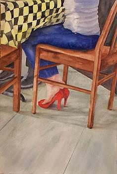 Cool 'N Her Heels by Celene Terry