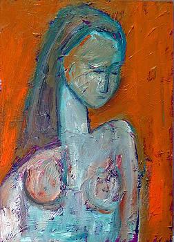 Cool  Nude by Joe Scoppa