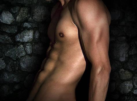 Cool Nude by Mark Ashkenazi