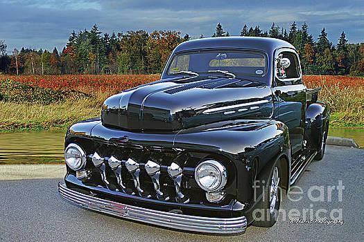 Cool Pickup Truck by Randy Harris