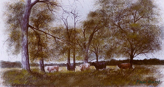 Cool Shade by Pam Hurst