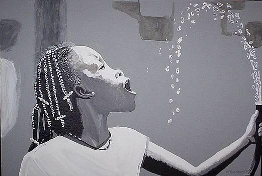 Cool Water by Otis L Stanley
