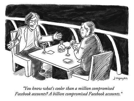 Cooler than a million compromised Facebook accounts by Jeremy Nguyen