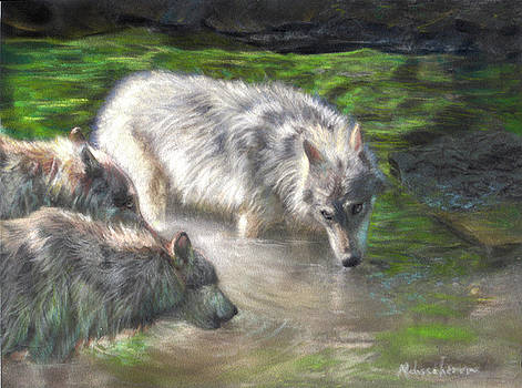 Cooling Off by Melissa Herrin
