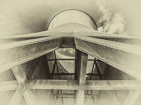 Cooling Tower by Nick Bywater