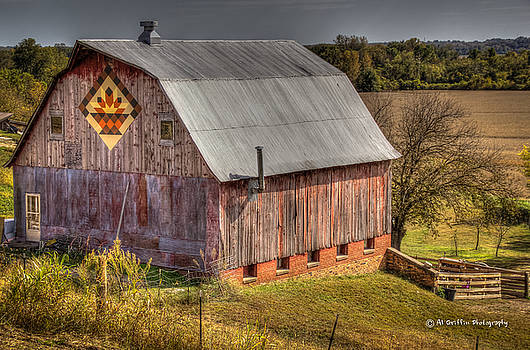 Cooper County, Barn by Al Griffin