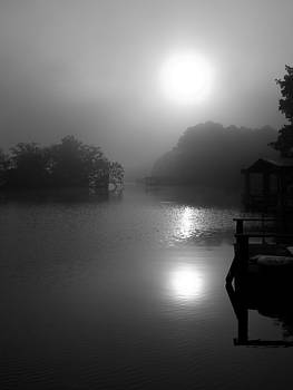 Coosa River Sunrise by Stacy Sikes