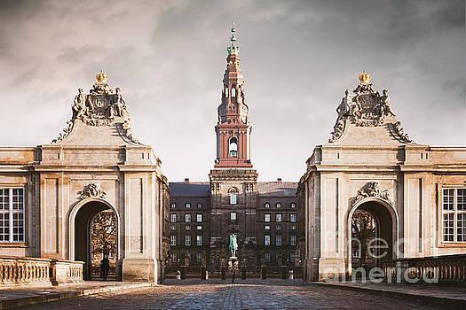 Sophie McAulay - Copenhagen Christiansborg castle