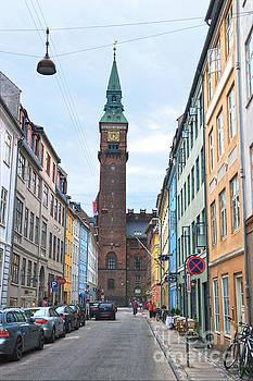 Copenhagen City Hall by Catherine Sherman