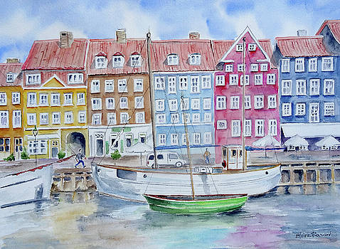 Copenhagen by Elvira Rascov