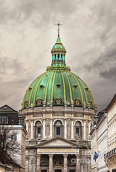 Sophie McAulay - Copenhagen marble church
