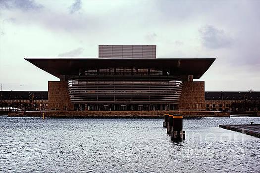 Sophie McAulay - Copenhagen opera house