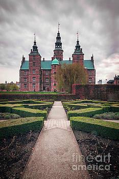 Sophie McAulay - Copenhagen Rosenborg castle