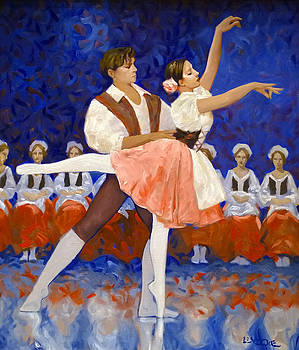Coppelia by Kevin Lawrence Leveque
