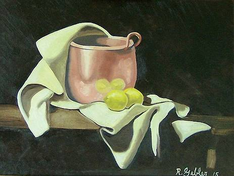 Copper and Lemons by Robert E Gebler