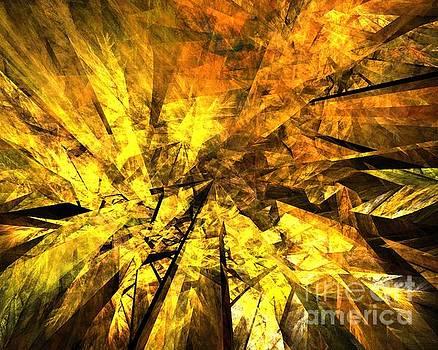 Copper Branches by Kim Sy Ok