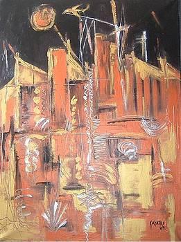 Copper City by Gayatri Manchanda