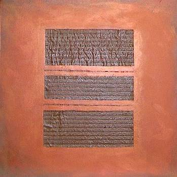 Marlene Burns - COPPER CLAD NUMBER three