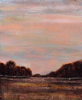 Copper Dusk by Cindy Johnston