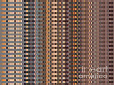 Sunny Copper Highrise by Ann Johndro-Collins