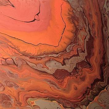 Gorges Copper Rocks by Ivy Stevens-Gupta