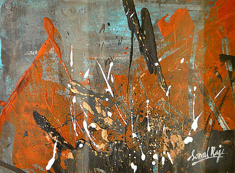 Copper Moon by Sonal Raje