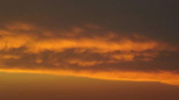 Copper Sky  Ozarks by Don Koester