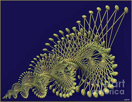 Copper Spiral by C Branch