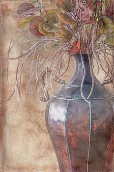 Copper Vase by Ramona Murdock