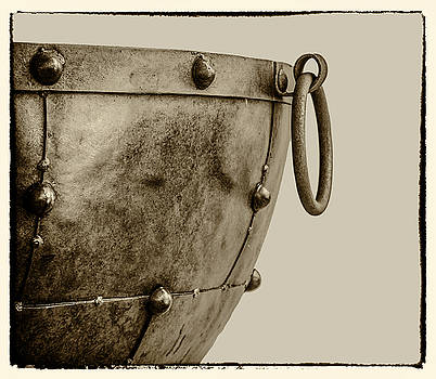Jan Hagan - Copper Vessel in Sepia