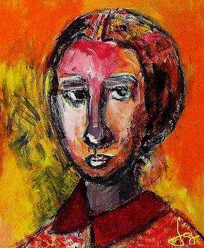 Copy of a Master by Joyce Goldin