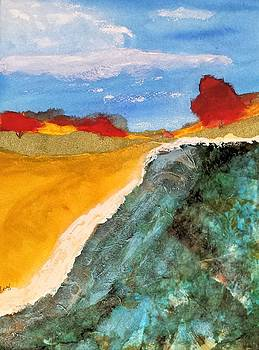Sharon Williams Eng - Coral Beach in Fall