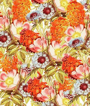 Coral Bloom by Uma Gokhale