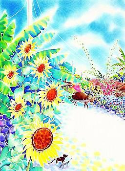 Coral island by Hisayo Ohta