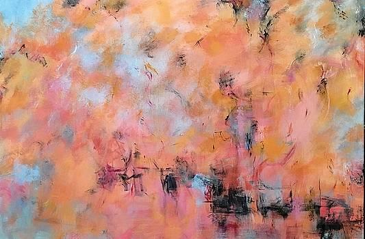 Coral Sea by Suzzanna Frank