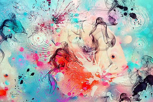 Rosalina Atanasova - coral world