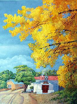 Corazon Sagrado by Donna Clair