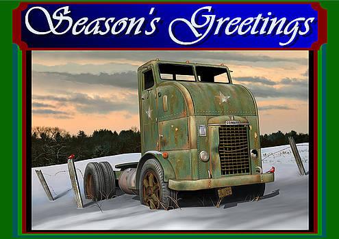 Corbitt Christmas Card by Stuart Swartz
