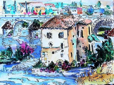 Cordoba Spain by Mindy Newman