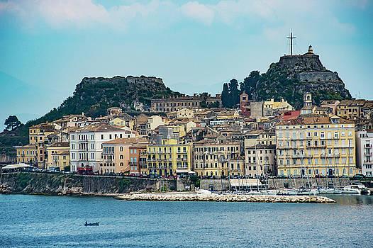 Corfu by Alida Thorpe