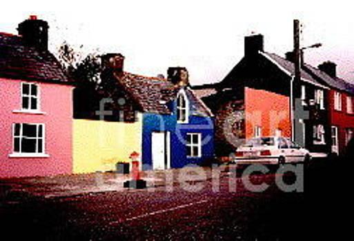Val Byrne - CORK .. BEARA Penninsula. ARDGROOM 1992 Photo