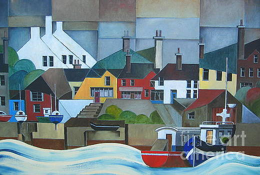 Val Byrne - CORK.. Baltimore Harbour