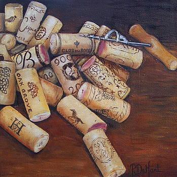 Corks by Patricia DeHart