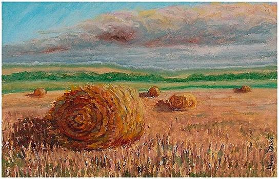 Corn Rolls by Mona Davis