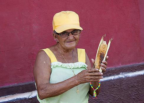 Ramunas Bruzas - Corn Seller